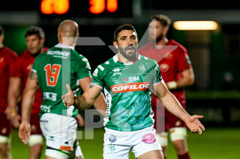 12/04/2019 - Tito Tebaldi - BENETTON TREVISO VS MUNSTER RUGBY - GUINNESS PRO 14 - RUGBY