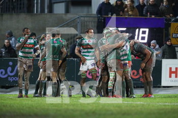 Zebre Rugby vs Benetton - GUINNESS PRO 14 - RUGBY