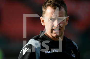 04/01/2020 - Arbitro Nigel Owens (WRU) - BENETTON TREVISO VS GLASGOW WARRIORS - GUINNESS PRO 14 - RUGBY
