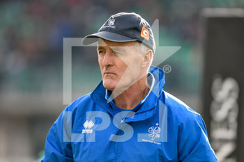 04/01/2020 - Kieran Crowley (coach Benetton Treviso) - BENETTON TREVISO VS GLASGOW WARRIORS - GUINNESS PRO 14 - RUGBY