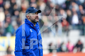 04/01/2020 - Marco Bortolami (Treviso) - BENETTON TREVISO VS GLASGOW WARRIORS - GUINNESS PRO 14 - RUGBY