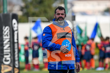 04/01/2020 - Fabio Ongaro (Treviso) - BENETTON TREVISO VS GLASGOW WARRIORS - GUINNESS PRO 14 - RUGBY