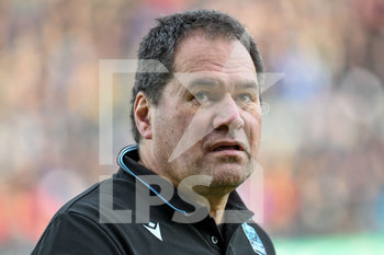 04/01/2020 - Dave Rennie (Coach Glasgow) - BENETTON TREVISO VS GLASGOW WARRIORS - GUINNESS PRO 14 - RUGBY