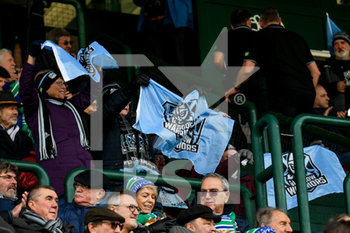 04/01/2020 - Tifosi Glasgow Warriors - BENETTON TREVISO VS GLASGOW WARRIORS - GUINNESS PRO 14 - RUGBY
