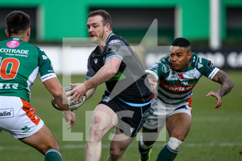 04/01/2020 -  - BENETTON TREVISO VS GLASGOW WARRIORS - GUINNESS PRO 14 - RUGBY