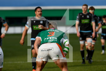 04/01/2020 - Marco Riccioni (Treviso) - BENETTON TREVISO VS GLASGOW WARRIORS - GUINNESS PRO 14 - RUGBY