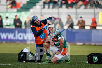 04/01/2020 - Leonardo Sarto (Treviso) - BENETTON TREVISO VS GLASGOW WARRIORS - GUINNESS PRO 14 - RUGBY