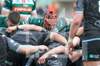 04/01/2020 - Hame Faiva (Treviso) - BENETTON TREVISO VS GLASGOW WARRIORS - GUINNESS PRO 14 - RUGBY