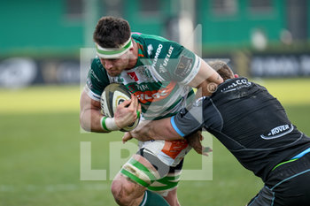 04/01/2020 - Abraham Steyn (Treviso) - BENETTON TREVISO VS GLASGOW WARRIORS - GUINNESS PRO 14 - RUGBY