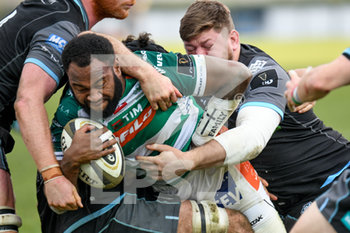 04/01/2020 - Ratuva Tavuyara (Treviso) - BENETTON TREVISO VS GLASGOW WARRIORS - GUINNESS PRO 14 - RUGBY