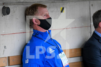 10/10/2020 - Leo Cullen (Coach Leinster Rugby) - BENETTON TREVISO VS LEINSTER RUGBY - GUINNESS PRO 14 - RUGBY