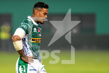 10/10/2020 - Monty Ioane (Treviso) - BENETTON TREVISO VS LEINSTER RUGBY - GUINNESS PRO 14 - RUGBY