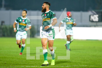 10/10/2020 - Jayden Hayward (Treviso) - BENETTON TREVISO VS LEINSTER RUGBY - GUINNESS PRO 14 - RUGBY
