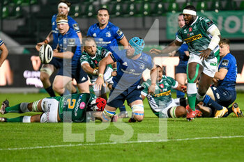 10/10/2020 - Will Connors (Leinster) - BENETTON TREVISO VS LEINSTER RUGBY - GUINNESS PRO 14 - RUGBY