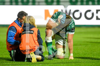 10/10/2020 - Injury for Irne Herbst (Treviso) - BENETTON TREVISO VS LEINSTER RUGBY - GUINNESS PRO 14 - RUGBY