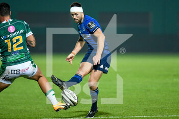10/10/2020 -  - BENETTON TREVISO VS LEINSTER RUGBY - GUINNESS PRO 14 - RUGBY