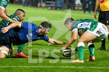 10/10/2020 - Luca Morisi (Treviso) get the ball - BENETTON TREVISO VS LEINSTER RUGBY - GUINNESS PRO 14 - RUGBY