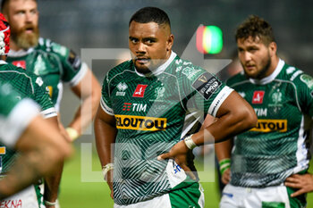 10/10/2020 - Toa Halafihi (Treviso) - BENETTON TREVISO VS LEINSTER RUGBY - GUINNESS PRO 14 - RUGBY