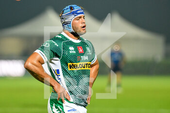 10/10/2020 - Gianmarco Lucchesi (Treviso) - BENETTON TREVISO VS LEINSTER RUGBY - GUINNESS PRO 14 - RUGBY