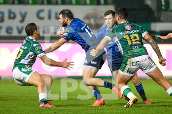 10/10/2020 - Robbie Henshaw (Leinster) - BENETTON TREVISO VS LEINSTER RUGBY - GUINNESS PRO 14 - RUGBY