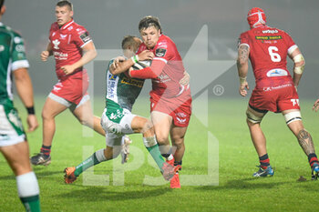 Benetton Treviso vs Scarlets Rugby - GUINNESS PRO 14 - RUGBY