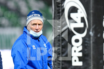 29/11/2020 - Kieran Crowley (Head Coach Benetton Treviso) - BENETTON VS DRAGONS - GUINNESS PRO 14 - RUGBY