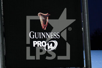 29/11/2020 - Sign Guinness Pro 14 - BENETTON VS DRAGONS - GUINNESS PRO 14 - RUGBY