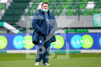 14/03/2021 - Dai Young (Head coach Cardiff Blues) - BENETTON TREVISO VS CARDIFF BLUES - GUINNESS PRO 14 - RUGBY