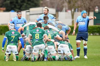 14/03/2021 - Scrum - BENETTON TREVISO VS CARDIFF BLUES - GUINNESS PRO 14 - RUGBY