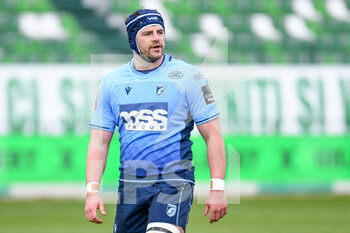 14/03/2021 - Alun Lawrence (Cardiff) - BENETTON TREVISO VS CARDIFF BLUES - GUINNESS PRO 14 - RUGBY