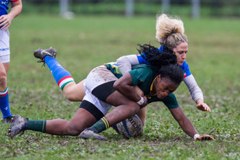 Test Match Femminile 2018 - Italia Vs Sudafrica - TEST MATCH - RUGBY