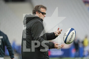 26/03/2021 - FABIEN GALTHIE( FRA) at warm up during the 2021 Six Nations, rugby union match between France and Scotland on March 26, 2021 at Stade de France in Saint-Denis near Paris, France - Photo Stephane Allaman / DPPI - 2021 GUINNESS SIX NATIONS RUGBY - FRANCE VS SCOTLAND - 6 NAZIONI - RUGBY