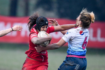 Valsugana Rugby Padova vs Rugby Colorno - SERIE A FEMMINILE - RUGBY