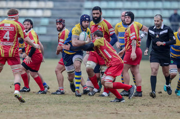 Primavera Rugby vs Pesaro Rugby - SERIE A - RUGBY