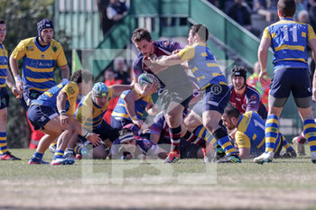 24/03/2019 - Trapasso - PRIMAVERA RUGBY VS UNIONE RUGBY CAPITOLINA - SERIE A - RUGBY