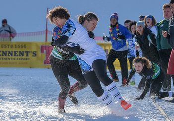 13/01/2019 -  - SNOWRUGBY 2019 TARVISIO - SNOW RUGBY - RUGBY