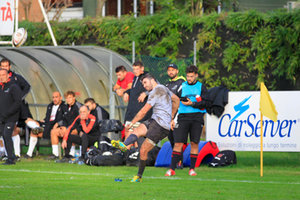 James Mc Kinney - Valorugby Reggio - Verona Rugby 31-19 - TOP 12 - RUGBY