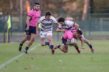 Lazio Rugby vs Mogliano Rugby - TOP 12 - RUGBY