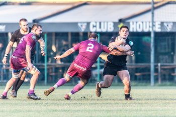 Rugby Top 12 - Stagione 2018/19 - Argos Petrarca Rugby vs Fiamme Oro Rugby - ARGOS PETRARCA VS FIAMME ORO RUGBY - TOP 12 - RUGBY