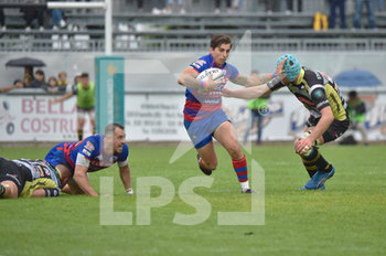 18/05/2019 - Pescetto Paolo - FINALE SCUDETTO RUGBY TOP 12 - RUGBY CALVISANO VS RUGBY DELTA ROVIGO - TOP 12 - RUGBY