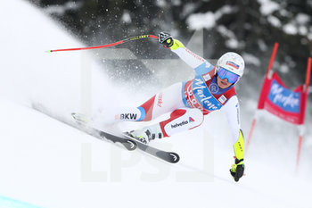 29/02/2020 - SUTER Corinne (SUI) 3rd CLASSIFIED - COPPA DEL MONDO - SUPER G FEMMINILE - SCI ALPINO - SPORT INVERNALI
