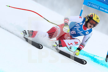 29/02/2020 - ORTLIEB Nina (AUT) 1st CLASSIFIED - COPPA DEL MONDO - SUPER G FEMMINILE - SCI ALPINO - SPORT INVERNALI
