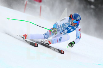 29/02/2020 - VLHOVA Petra (SVK) 4th CLASSIFIED - COPPA DEL MONDO - SUPER G FEMMINILE - SCI ALPINO - SPORT INVERNALI