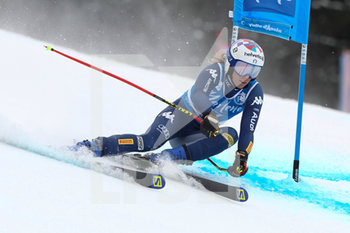 29/02/2020 - BASSINO Marta (ITA) 5th CLASSIFIED - COPPA DEL MONDO - SUPER G FEMMINILE - SCI ALPINO - SPORT INVERNALI