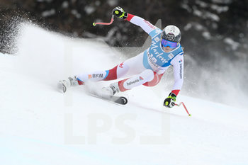 29/02/2020 - HOLDENER Wendy (SUI) 9th CLASSIFIED - COPPA DEL MONDO - SUPER G FEMMINILE - SCI ALPINO - SPORT INVERNALI
