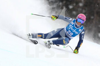 29/02/2020 - CURTONI Elena (ITA) 7th CLASSIFIED - COPPA DEL MONDO - SUPER G FEMMINILE - SCI ALPINO - SPORT INVERNALI