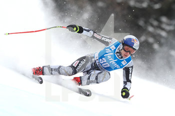 29/02/2020 - LEDECKA Ester (CZE) 6th CLASSIFIED - COPPA DEL MONDO - SUPER G FEMMINILE - SCI ALPINO - SPORT INVERNALI