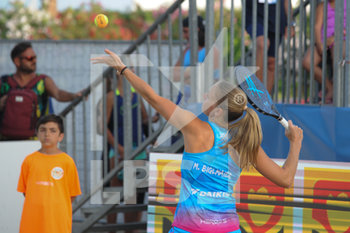 TENNIS - BEACH TENNIS - FINAL DOPPIO DONNE