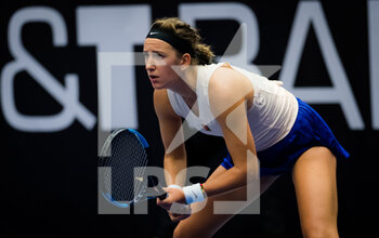 24/10/2020 - Victoria Azarenka of Belarus in action against Maria Sakkari of Greece during the semi-final at the 2020 J&T Banka Ostrava Open WTA Premier tennis tournament on October 24, 2020 in Ostrava, Czech Republic - Photo Rob Prange / Spain DPPI / DPPI - SEMI-FINAL 2020 J&T BANKA OSTRAVA OPEN WTA PREMIER - SATURDAY - INTERNAZIONALI - TENNIS