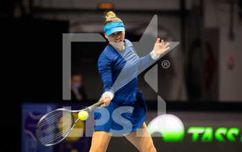 15/03/2021 - Vera Zvonareva of Russia during the first round of the 2021 St Petersburg Ladies Trophy, WTA 500 tennis tournament on March 15, 2021 at the Sibur Arena in St Petersburg, Russia - Photo Rob Prange / Spain DPPI / DPPI - 2021 ST PETERSBURG LADIES TROPHY, WTA 500 TENNIS TOURNAMENT - INTERNAZIONALI - TENNIS